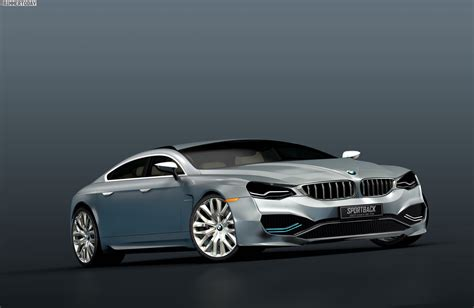 future bmw 7 series bmw sportback concept based on 7 series