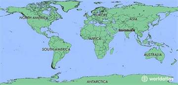 Bangladesh World Map by Where Is Bangladesh Where Is Bangladesh Located In The