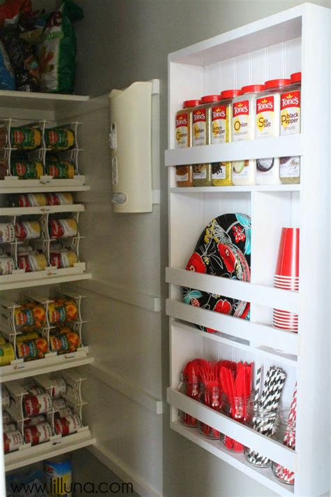 Pantry Organizers by Pantry Organizer Tutorial