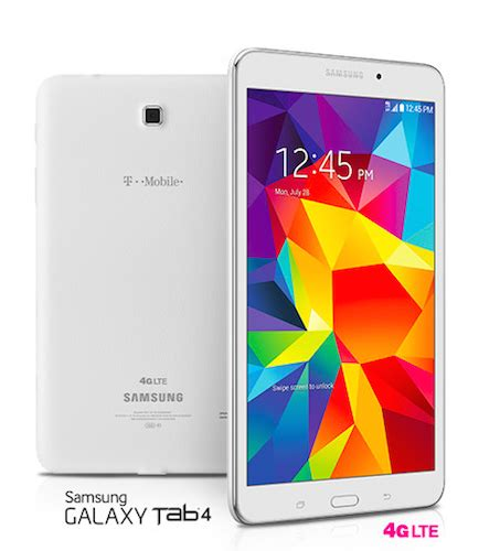 Samsung Galaxy Tab 4 8 0 samsung galaxy tab 4 8 0 up for pre order with t mobile