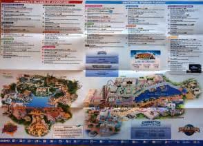 universal orlando in park guide map universal studios