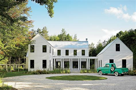 contemporary farm house ten takes on the modern farmhouse design crush