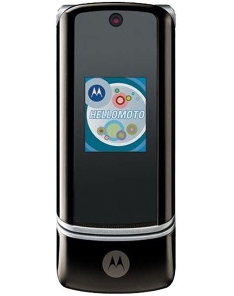 Hp Motorola Krzr K1 wholesale motorola krzr k1 black gsm unlocked cell phones factory refurbished