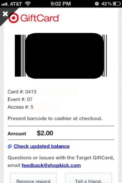 Shopkick Amazon Gift Card - use shopkick on black friday and earn gift cards