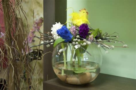 Easter Decorations For The Home diy easter table decorations original flower centerpieces