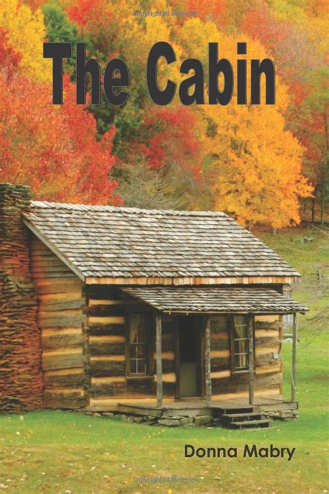 the cabin books the cabin donna foley mabry