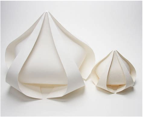 Paper Shapes Folding - origami by jun mitani paper arts origami
