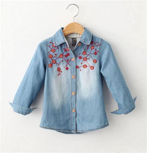 imagenes de blusas vaqueras aliexpress com comprar moda jean blusa camisa vaquera