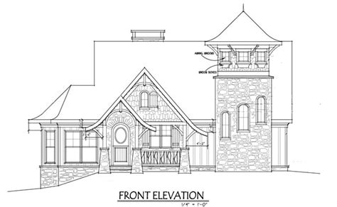 Small Cottage House Plan With Loft Fairy Tale Cottage | small cottage house plan with loft fairy tale cottage