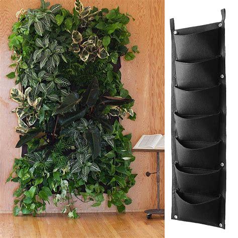 Diy Vertical Garden Pockets Popular Vertical Planter Diy Buy Cheap Vertical Planter