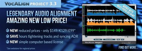 prices new low new low price for vocalign project 3 legendary audio