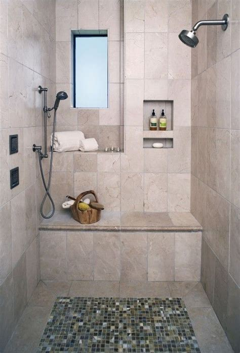 Bathroom Bench Ideas 1000 Ideas About Shower No Doors On Walk In Bathroom And Glass Block Shower
