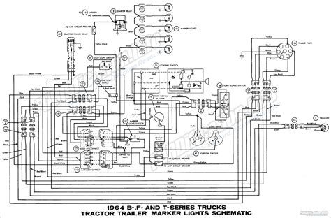 semi trailer light wiring diagram wiring diagram gw micro