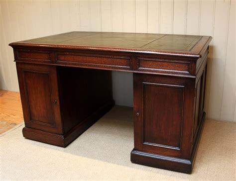 sided desk oak sided desk antiques atlas