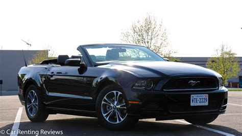 Ford Mustang Convertible Black Image 294