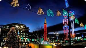 glasgow george square christmas lights switch on 2017
