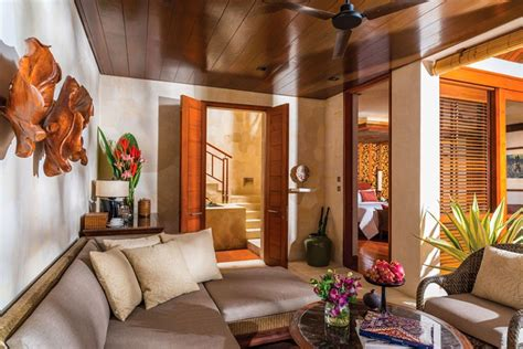 Interior Of Shipping Container Homes Four Seasons Resort Bali Homedsgn