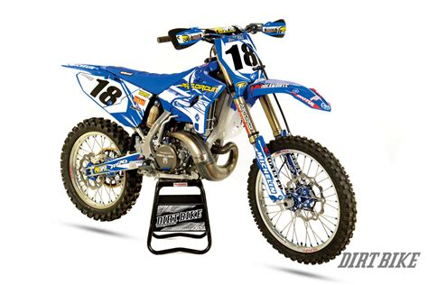 best 250 2 stroke motocross bike project yz250 two stroke dirt bike magazine