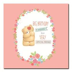 special friend birthday wishes forever friends card forever friends official store