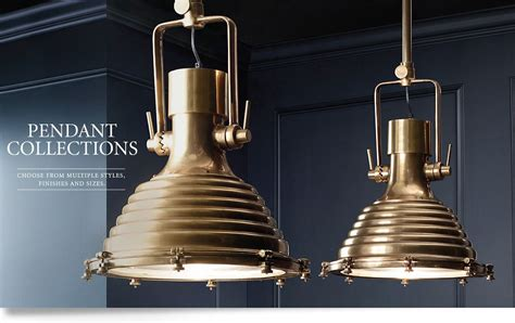 Lighting Design Ideas Restoration Hardware Lighting Restoration Hardware Lighting Pendant