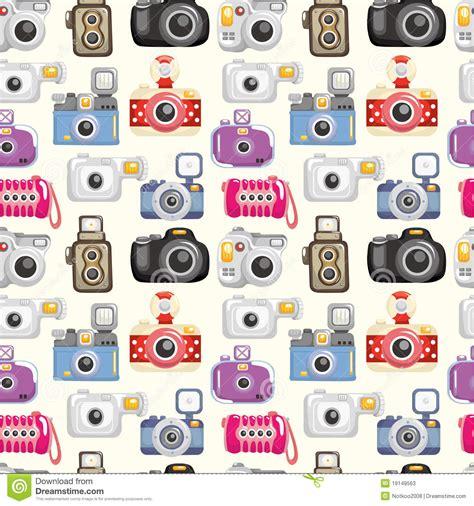 camera wallpaper pattern seamless camera pattern stock photos image 19149563