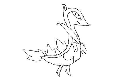 pokemon coloring pages servine pokemon servine coloring pages images pokemon images