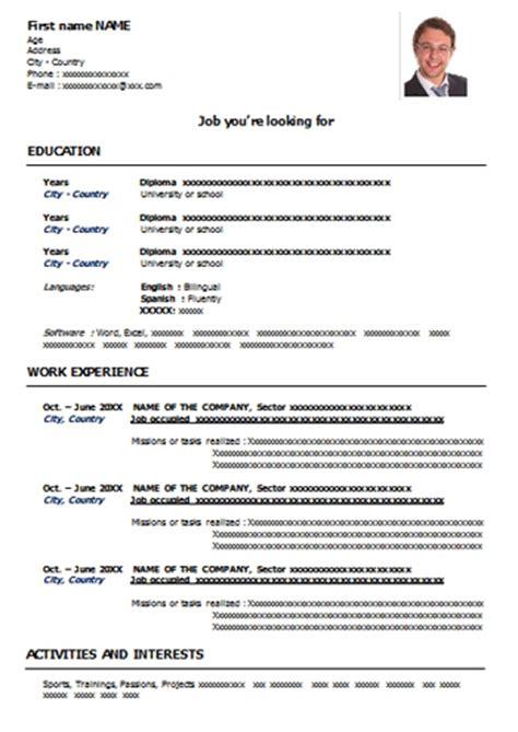 undergraduate resume samples amitdhull co