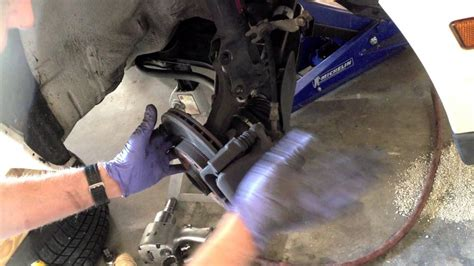 vw cv axle removal without disturbing the joint