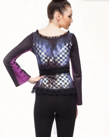 Blouse B 011 ipng blouse wom on purple canada usa buy