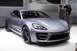 Porsche Panamera Sport Turismo Concept Porsche Panamera Sport Turismo Concept 2012 Photo