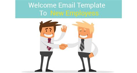new employee email template welcome email template to new employees joblagao