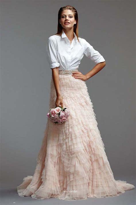 braut rock wedding skirt dressed up girl