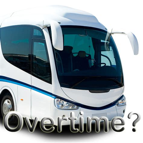 california labor code section 510 california overtime exemption for tour bus drivers