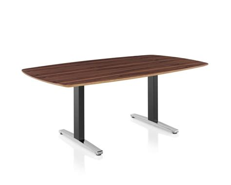 herman miller standing desk hermanmiller 174 renew oval sit stand desk wood the century house wi
