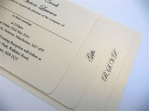 cheque book wedding invitation diy green and ivory cheque book wedding invitation with an oval on book themed wedding