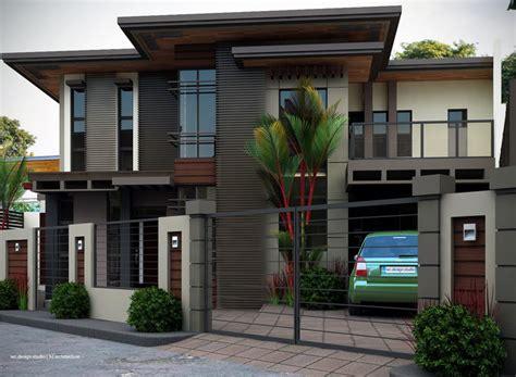 3d home exterior design tool บ านโมเด ร นหล งคาแบน พร อมระเบ ยง ก บภายในท เร ยบหร ม