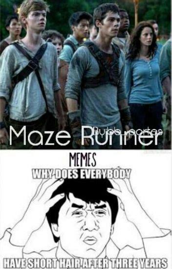 Maze Runner Memes - maze runner memes blythe porter wattpad
