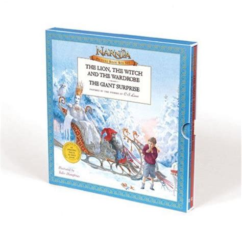 wardrobe picture book narnia picture book box set the the witch and the
