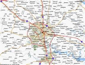 richmond map free printable maps