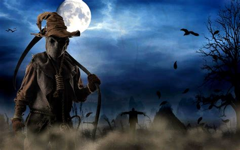 wallpaper world scary halloween wallpapers