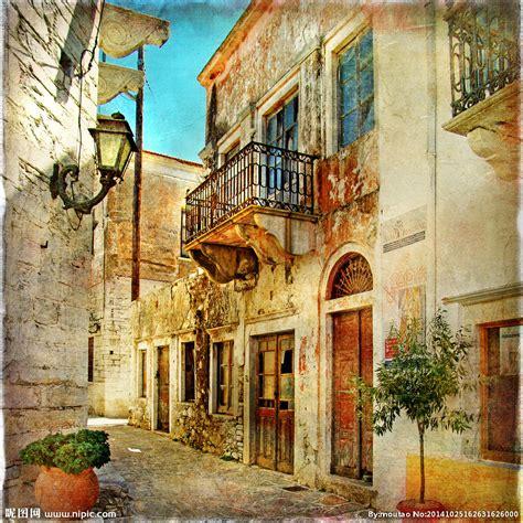 ta house painters 复古街道图片展示 复古街道相关图片下载