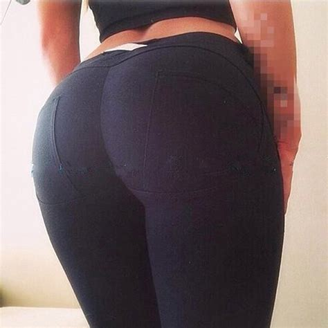 Hq 11462 Ripped Pencil Denim stretchy jeggings tight pencil trousers ebay