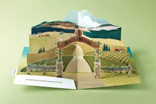 envision financial pop up vineyard ads of the world