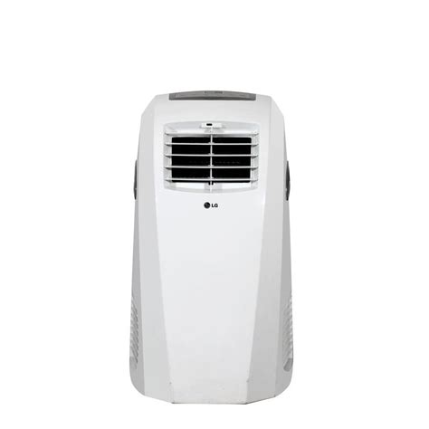 lg electronics 10 000 btu portable air conditioner and