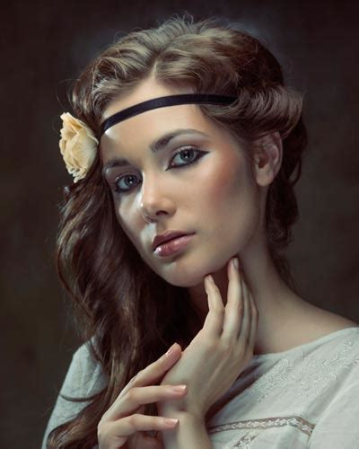 20s long hair styles with headband 40 iconic vintage hairstyles inspired by the glorious past