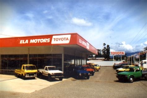 Ela Motors Used Cars Port Moresby by Business Png Ela Motors Celebrates 50 Years Of Service Emtv