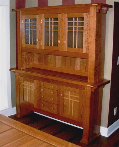 Hutch Cabinets Dining Room by Dining Room Hutch Craftsman China Cabinets And Hutches