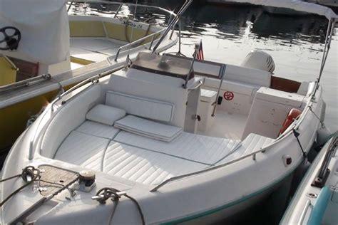 tappezzeria barca monte di procida vendesi barca gaia 220 pronta per l