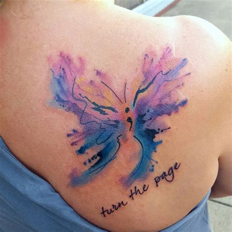 65 exles of watercolor tattoo watercolor butterfly 85 inspiring semicolon tattoo ideas that you will love