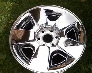 Stock 20 Wheels Chevy Truck Silverado Chrome Clad 20 Inch Autos Post